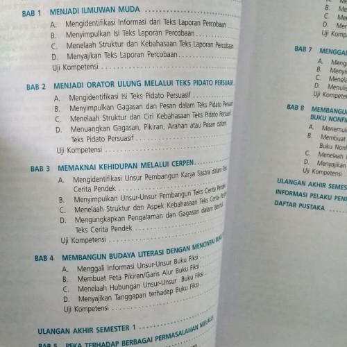 Jual terpercaya mandiri bahasa inggris kelas 8 smp k13 terlaris. Jual Termurah Marbi Mahir Berbahasa Indonesia 3 Untuk Smp Mts Kelas Ix Jakarta Pusat Super Sapri Tokopedia