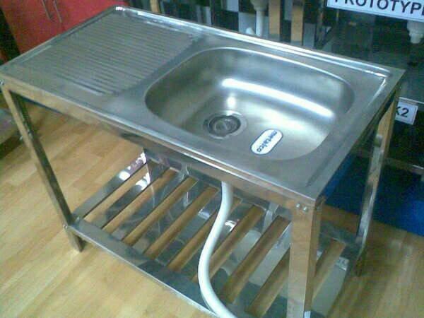 kitchen sink portable