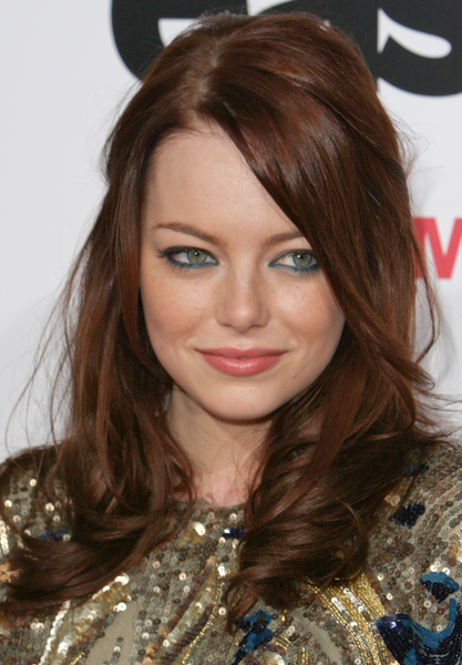 Emma Stone Struts Sassy Red Hairstyle But Confesses Shes