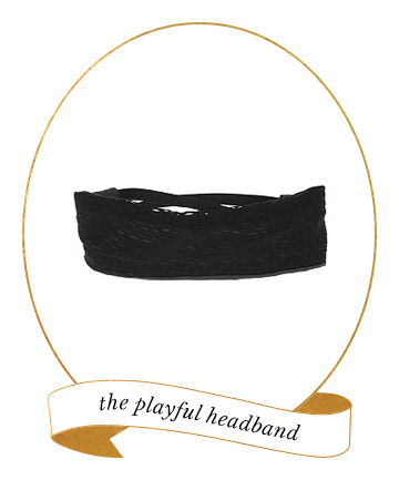 Hair Accessory Must-Have: The Playful Headband