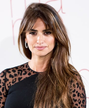 No 19 Penelope Cruzs Long Bangs The 24 Most Iconic