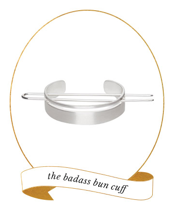 Hair Accessory Must-Have: The Bun Cuff