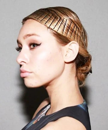 Bobby Pin Hairstyles Goddess Wrap 12 Gorgeous Bobby Pin
