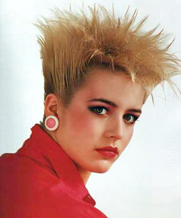 80s Hair Good Point 19 Awesome 80s Hairstyles You