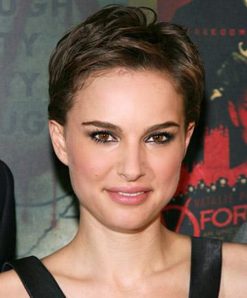 Natalie Portmans Face Flaunting Pixie Cut 19 Gorgeous