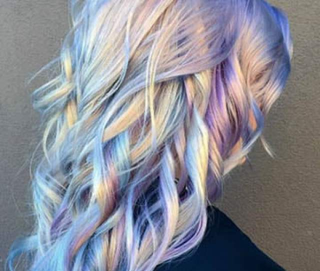 Wavy Silver Lob  Silver Hair Looks That Will Make You Want To Dye Your Hair Asap Page