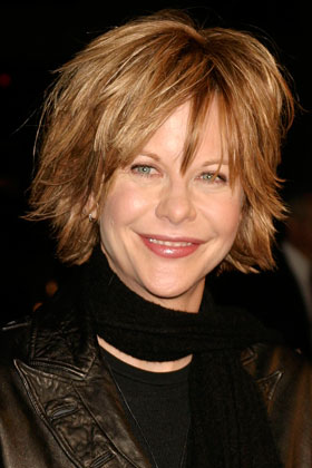 Meg Ryan The 10 Most Requested Hairstyles Of All Time