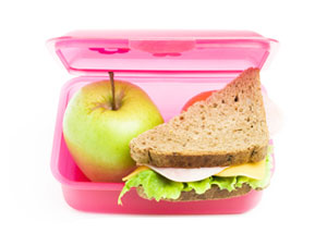 Healthy Lunchbox Makeovers