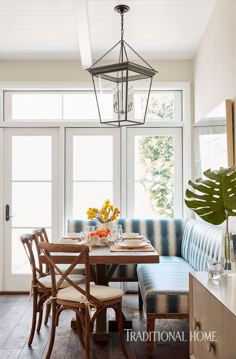5 Small Spaces That Sing Traditional Home