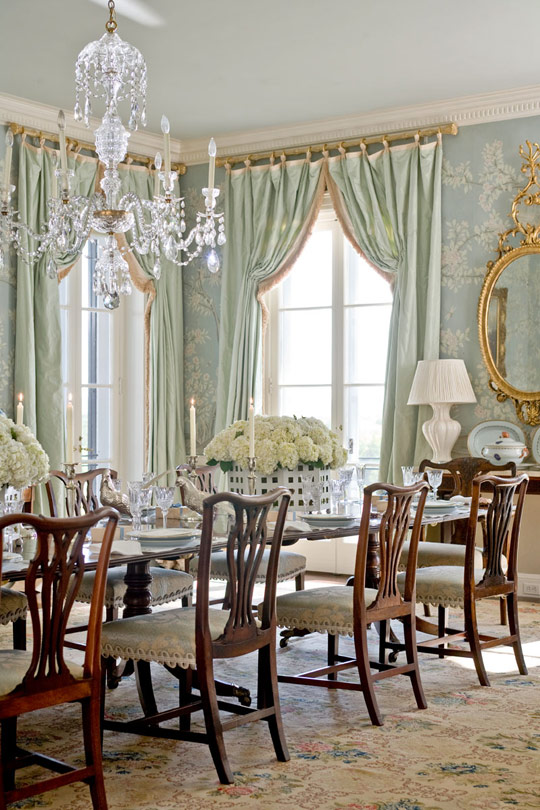 Beautiful Dining Rooms   Traditional Home   ENLARGE