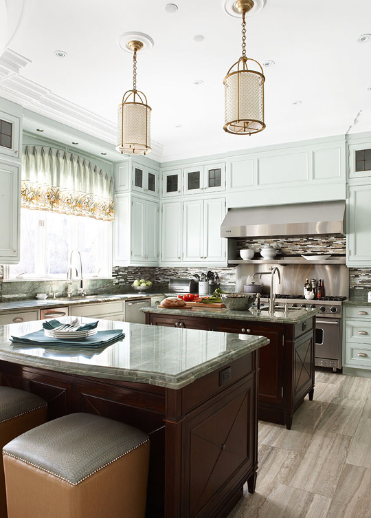 Our Most Beautiful Kitchens | Traditional Home on Beautiful Kitchen  id=44037