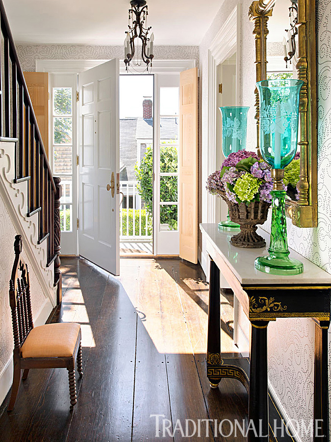 A Designers Nantucket Summer Home Traditional Home