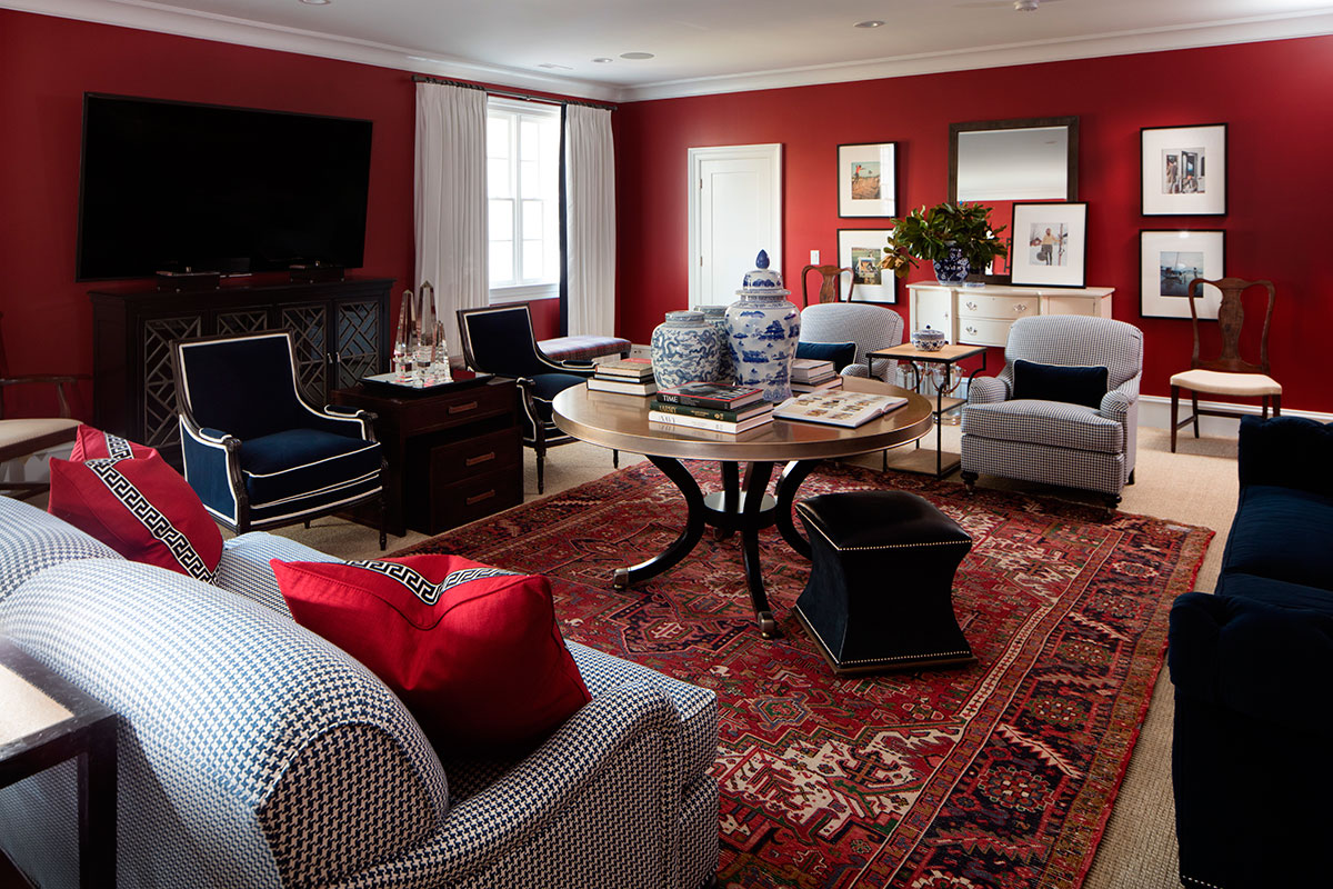 Exclusive Tour Of The Raleigh Designer Showhouse