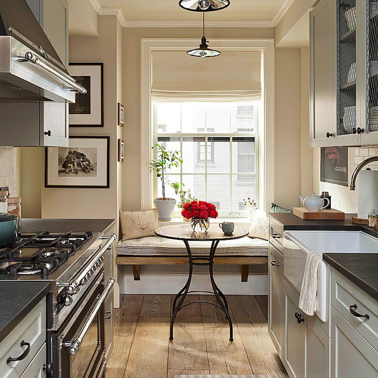 Rustic Charm in a Greenwich Village Apartment ... on Farmhouse:4Leikoxevec= Rustic Kitchen Ideas  id=57592