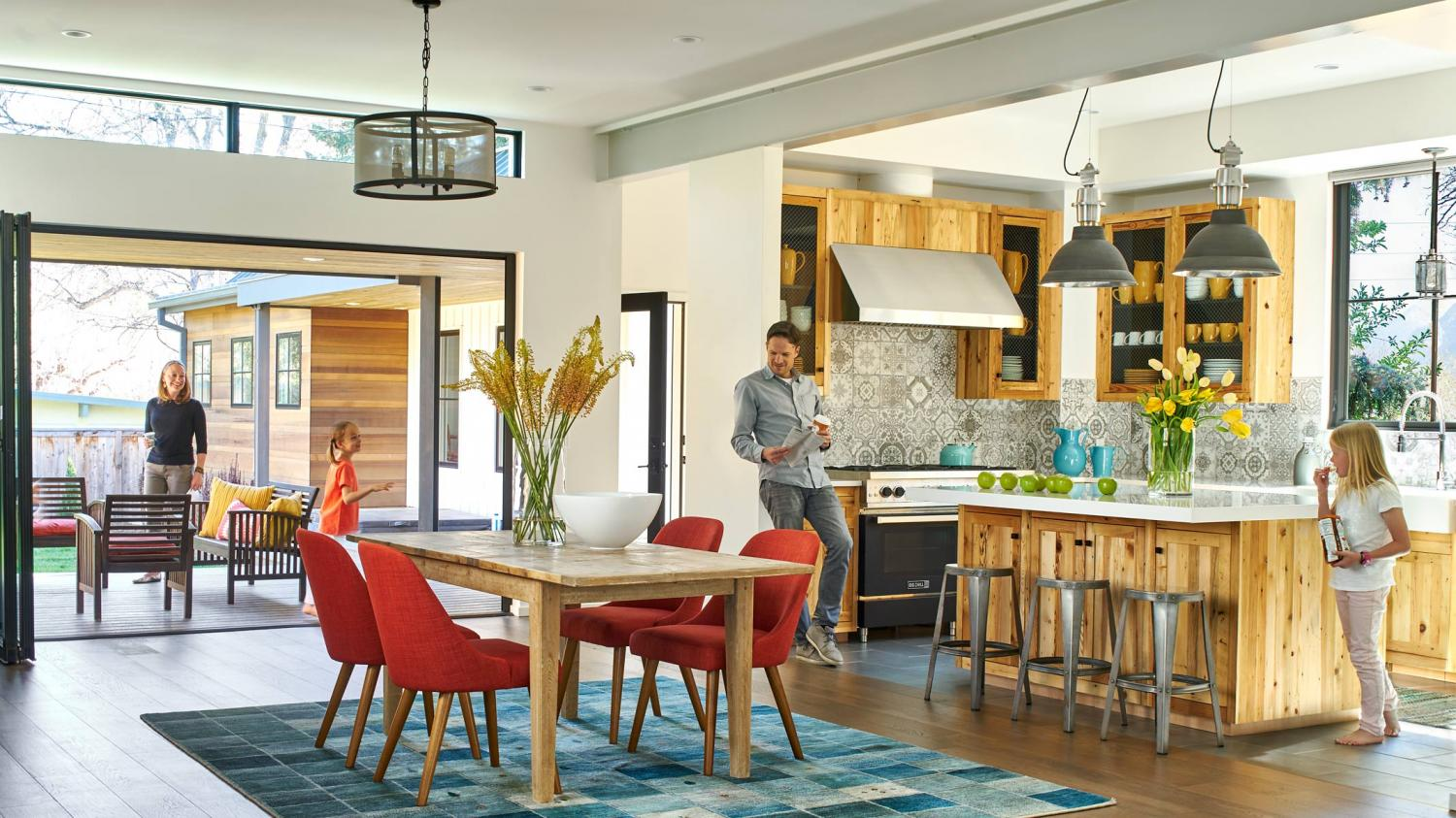 a retro master s cool colorado kitchen traditional home on beautiful kitchen pictures ideas houzz id=40732