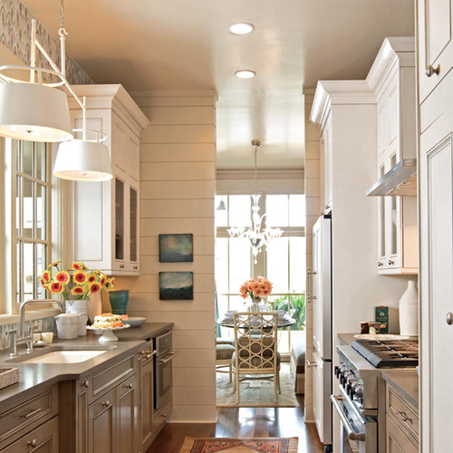 Beautiful, Efficient Small Kitchens | Traditional Home on Tiny Kitchen Remodel Ideas  id=66587