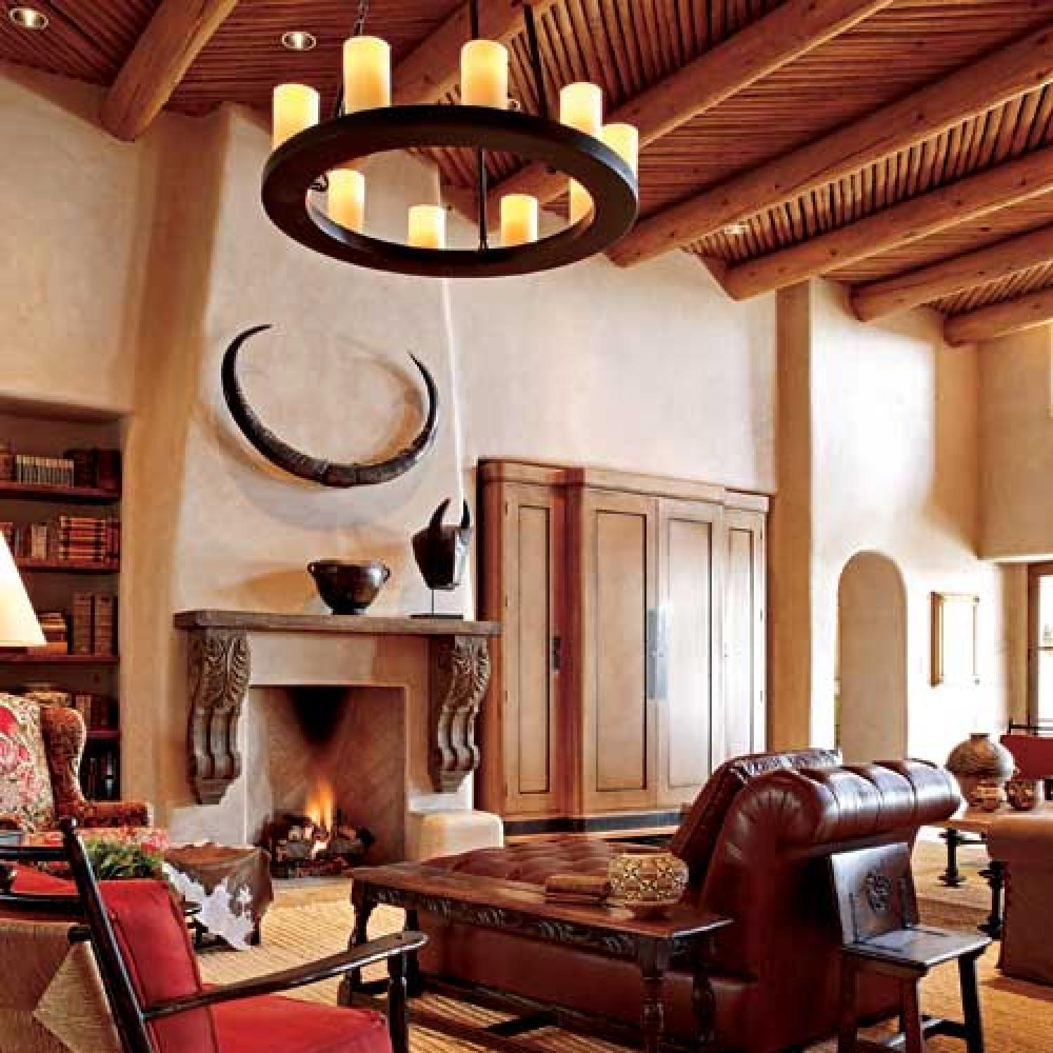 Pueblo Style Home with Traditional Southwestern Design   Traditional     Pueblo Style Home with Traditional Southwestern Design   Traditional Home