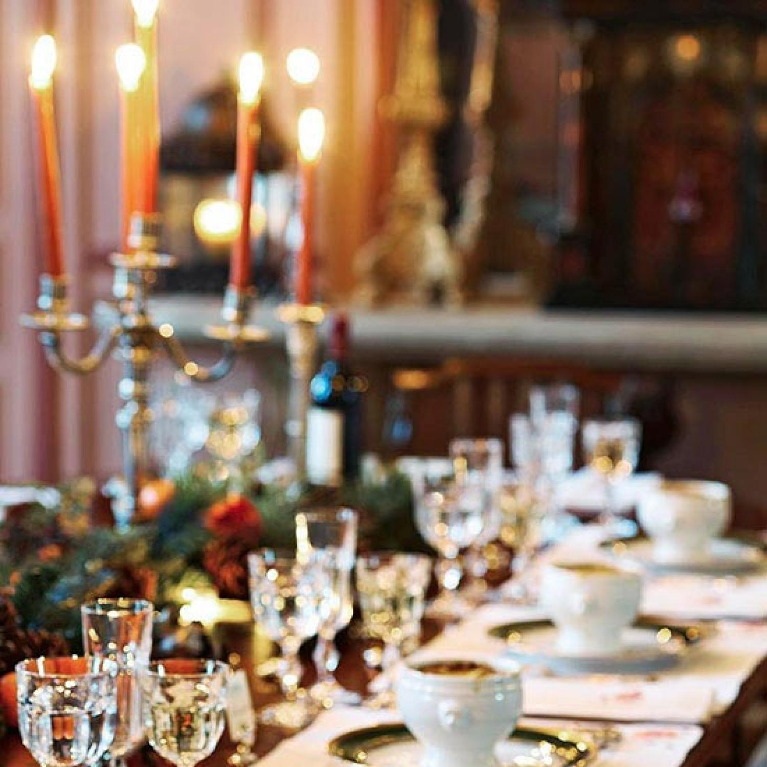Formal Dinner With Timothy Corrigan Traditional Home