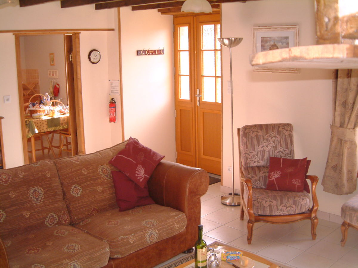 Holiday house La Bucaille, Montgardon - Mrs. Melanie Marshall on Comfortable Living  id=85384