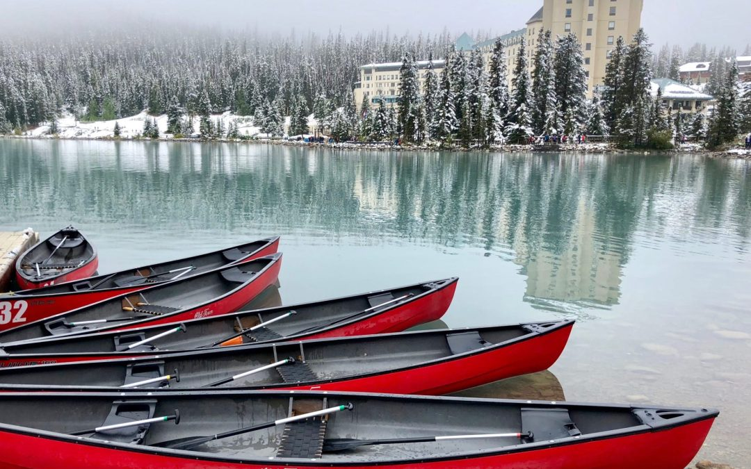 Up For a Winter Break? You Could Visit Canada's Lake Louise