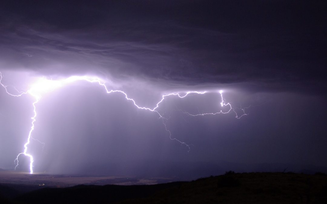 Here Are Some Thunderstorm Safety Tips