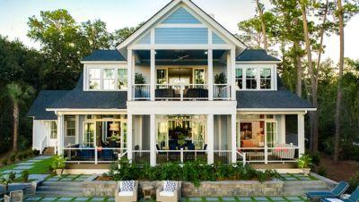 HGTV® Dream Home 2020 Photo Gallery | Trex on Dream House Backyard id=54797