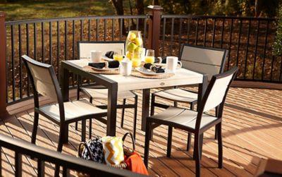 deck furniture images ideas trex