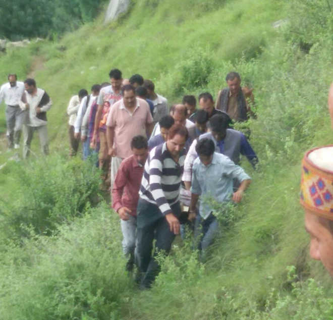 Seven killed, 6 injured in Kullu accident