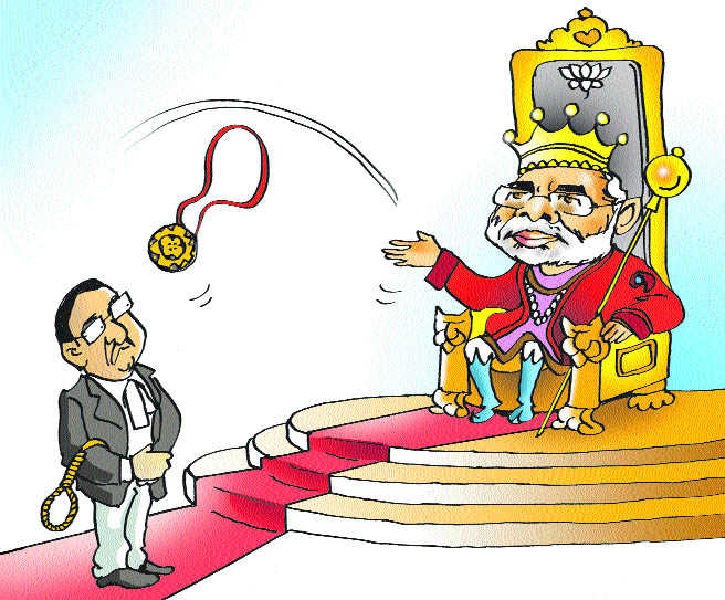 A Padma for the prosecutor