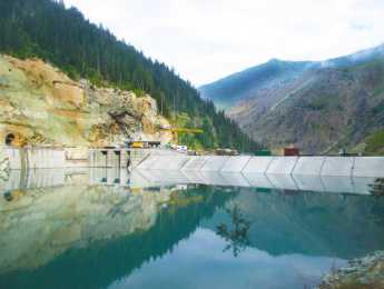 Image result for PM Modi inaugurates Kishanganga Hydroelectric project in J&K
