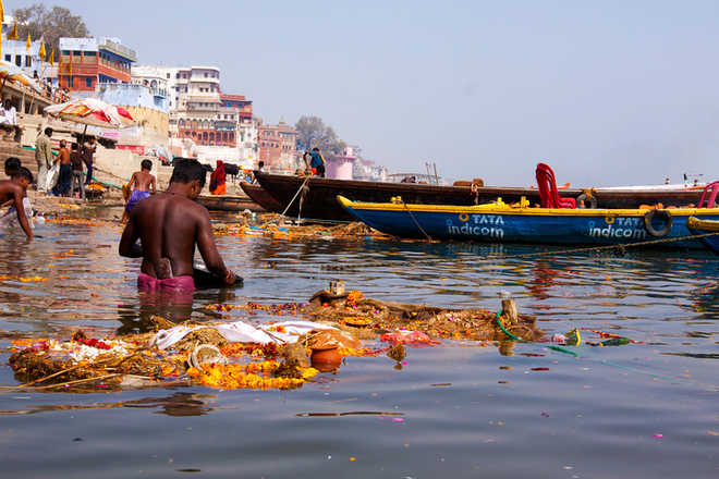 Ganga's downward journey continues unabated: Experts