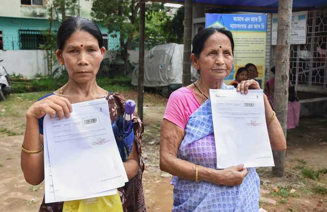 Over 40 lakh left out of complete draft NRC in Assam