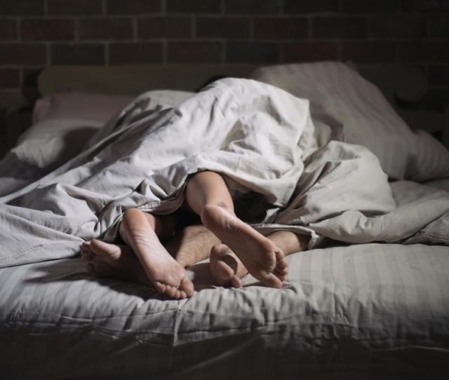 The Key To Getting Better Sleep Is Having Sex