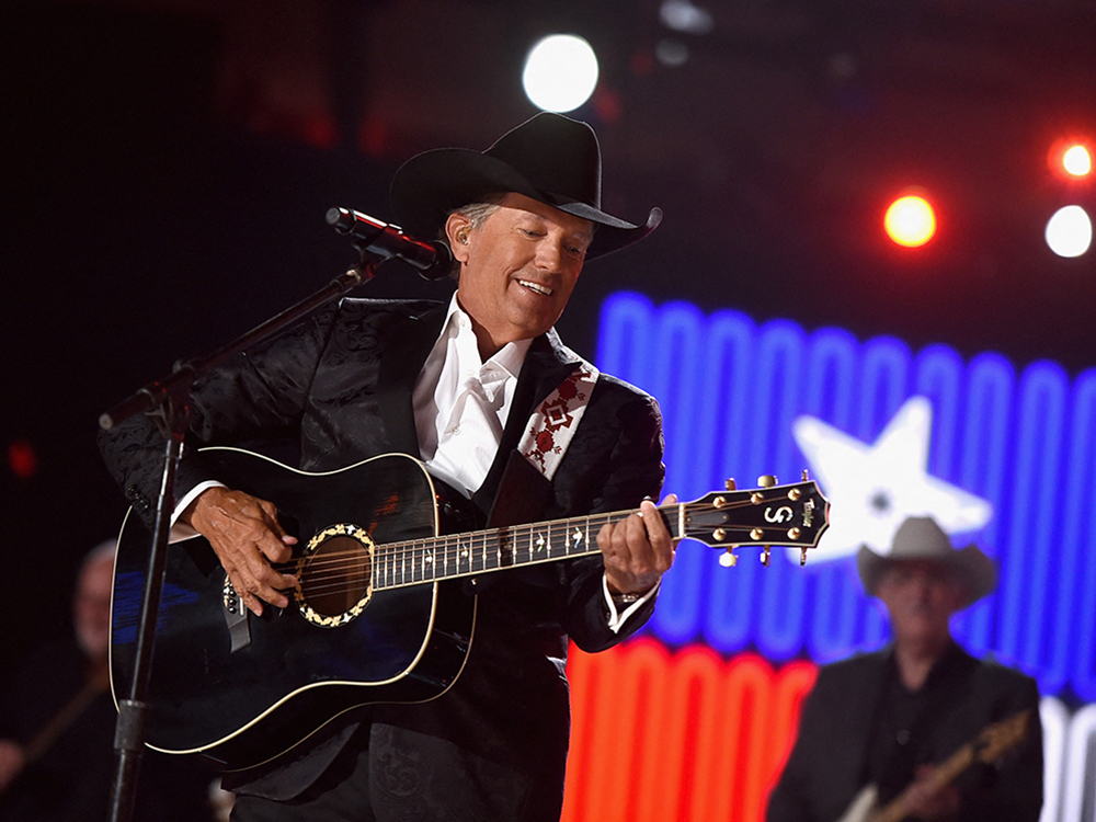 George Strait Reveals 56 Song Track List For New Boxed Set