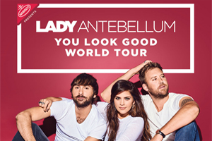 Lady Antebellum S You Look Good World Tour In Nashville