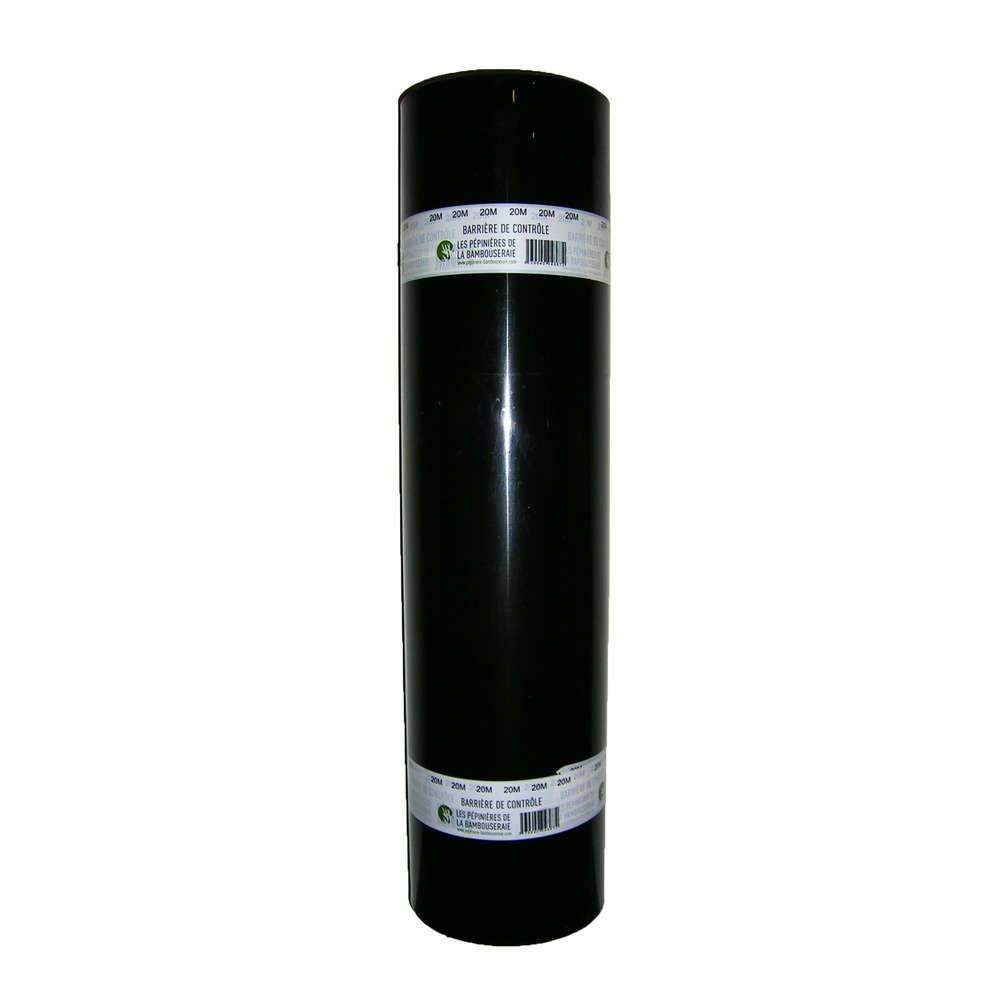 barriere de controle anti rhizome en polypropylene l 10 m