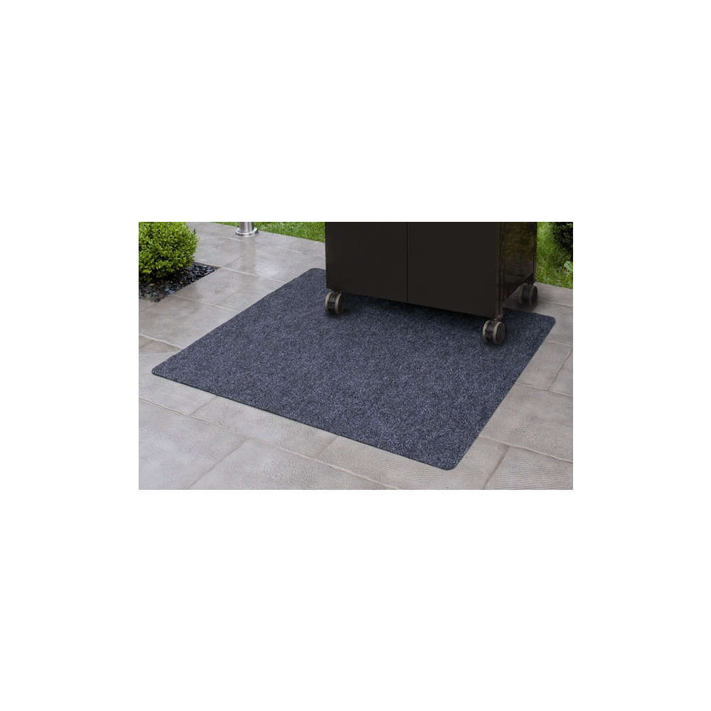 tapis de protection multi usages barbecue 1x1 20 m