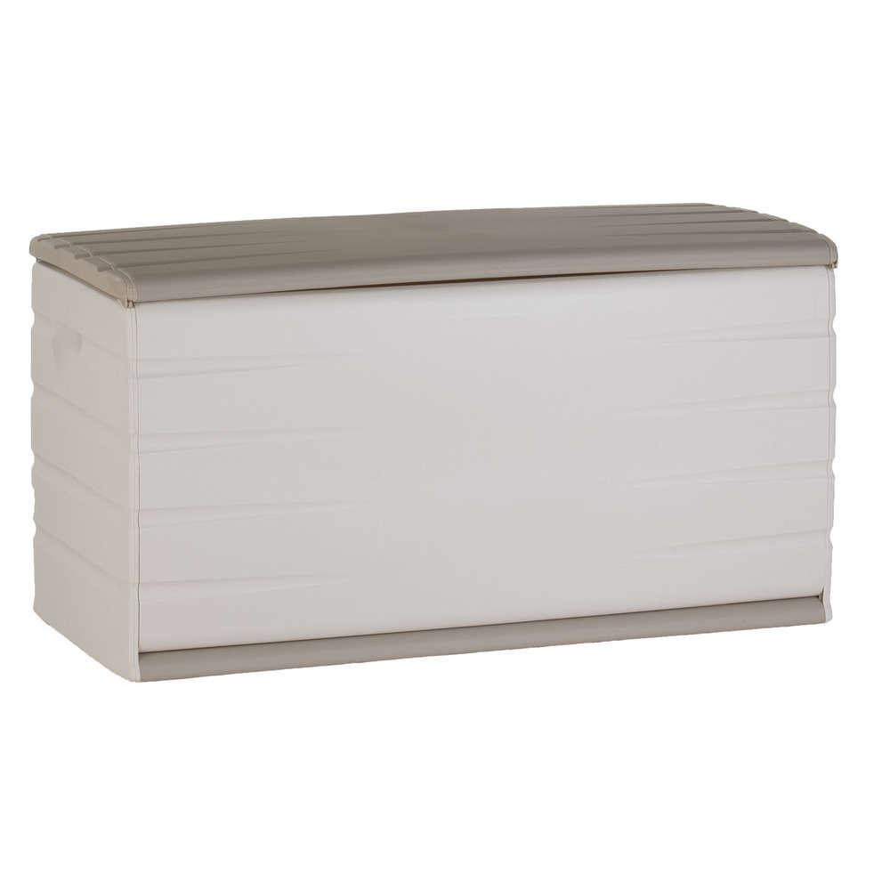 coffre d interieur ou d exterieur beige 390 l
