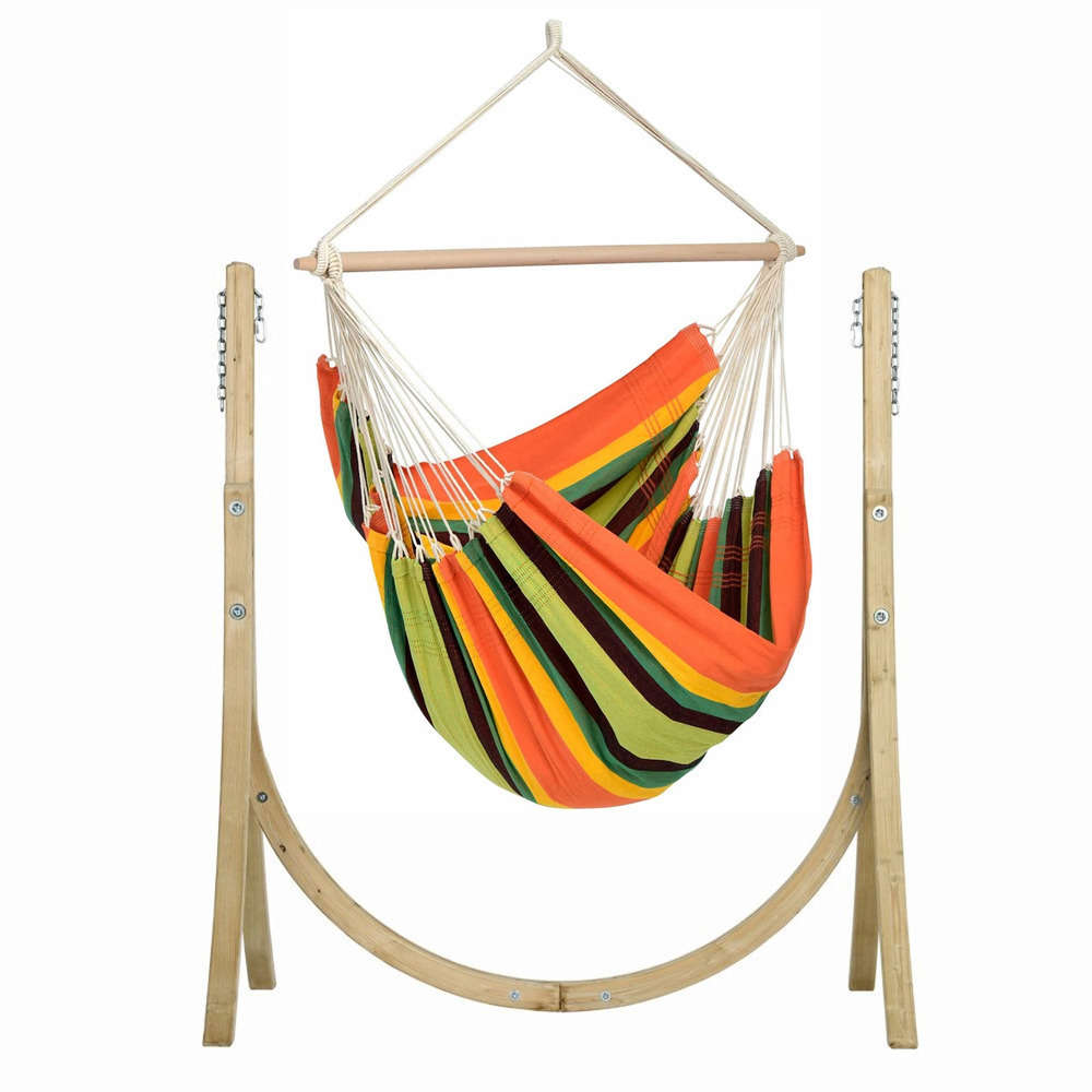 set support chaise hamac taurus hamac chaise esmeralda