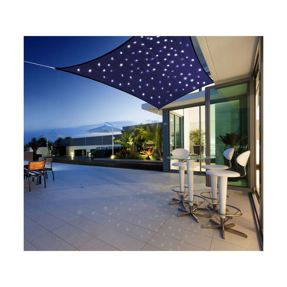 voile d ombrage rectangulaire 3 x 2 m