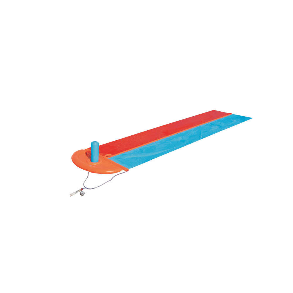 tapis de glisse gonflable bestway h2o go dragster double 549 cm