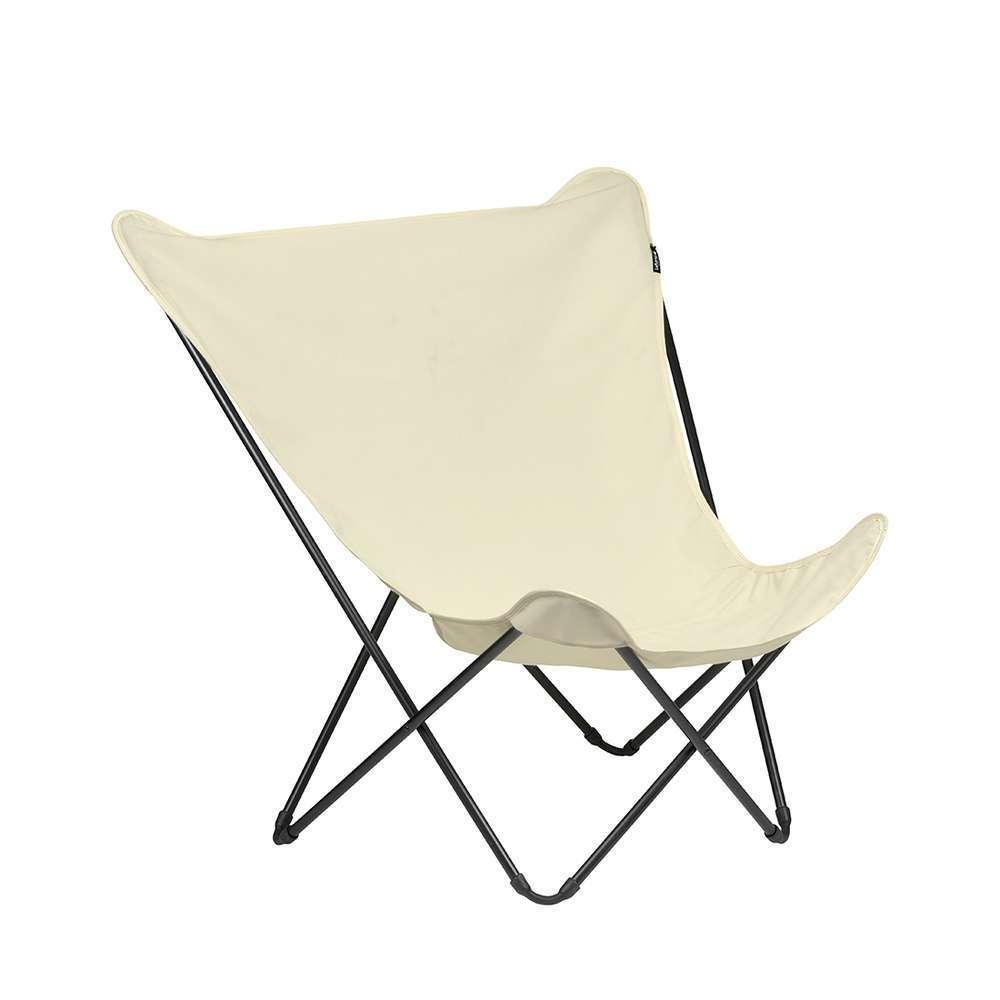 fauteuil pop up xl toile airlon ecru