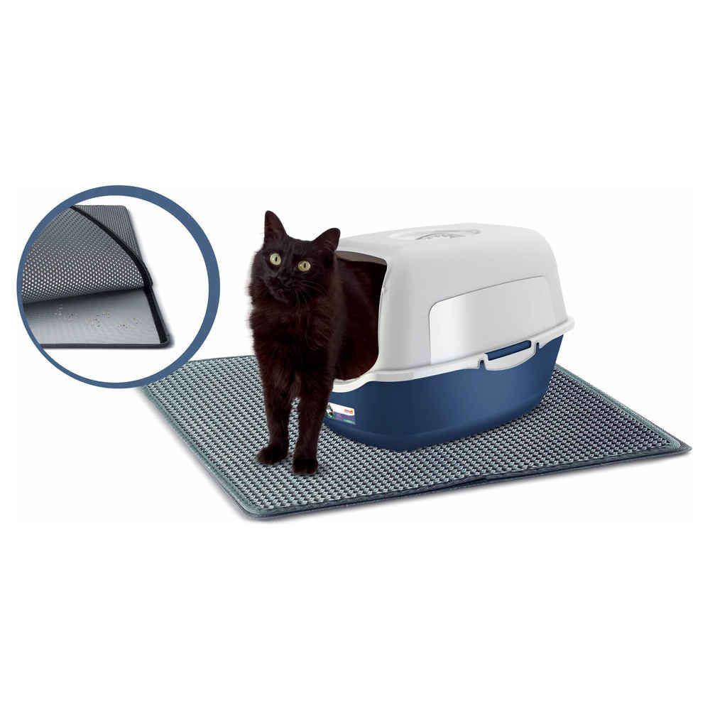 tapis litiere pour chat m truffaut