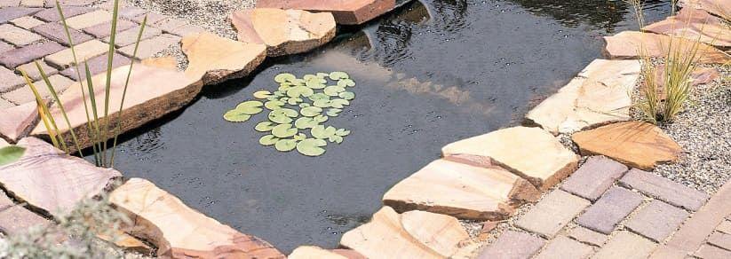 comment installer un bassin de jardin preforme