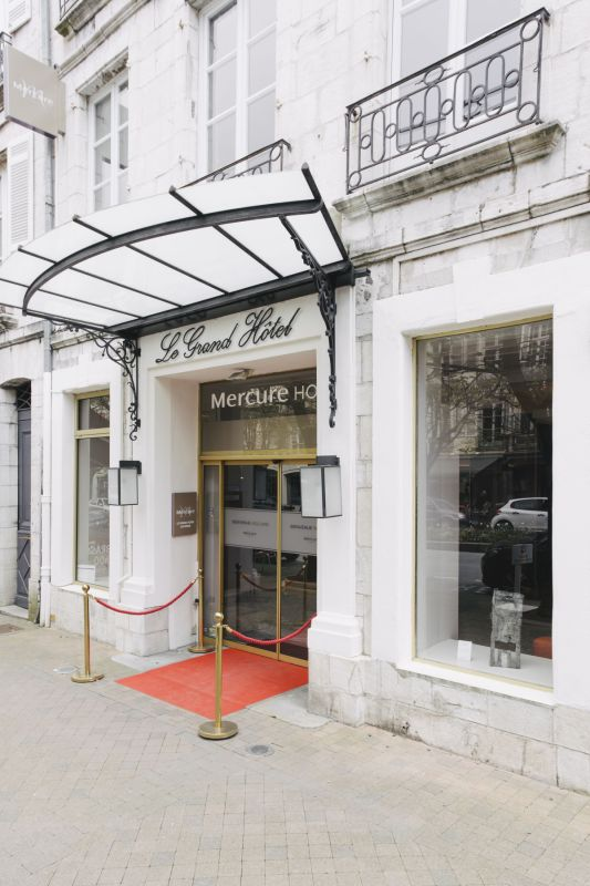 mercure bayonne centre le grand hotel
