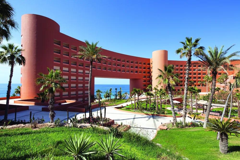Mexico Map Cabo Del San Dorado Golf Resort Jose El