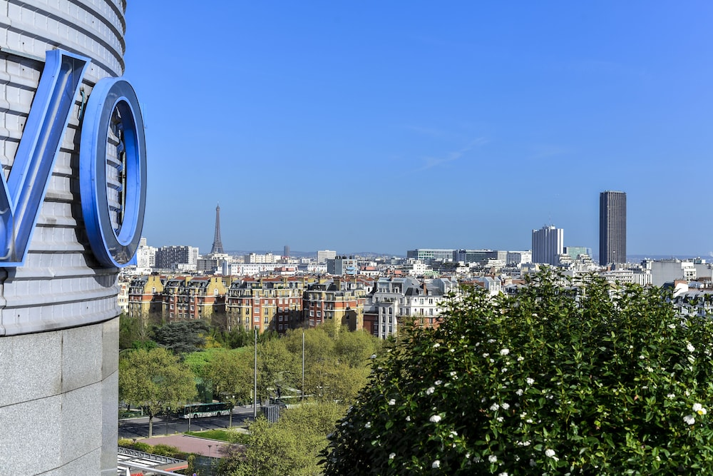 Novotel Paris 14 Porte d Orl    ans  2018 Room Prices from  133  Deals     City View
