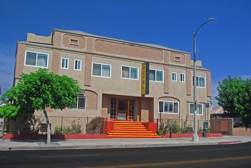 Apartment Hotels In Boyle Heights Antonio Hotel Downtown Los Angeles Near Hollywood