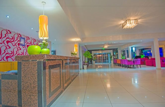 Marlita Beach Hotel Apartments 3 5 Out Of 0 Featured Image Reception