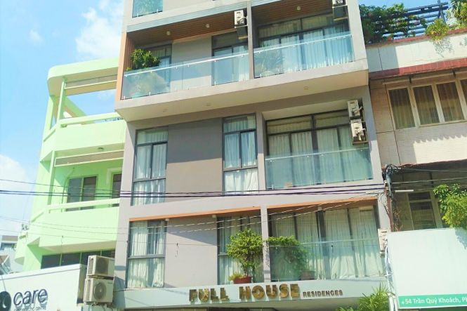 Full House Serviced Apartment In Ho Chi